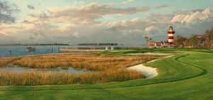 18th Hole, Harbour Town Golf Links - Linda Hartough