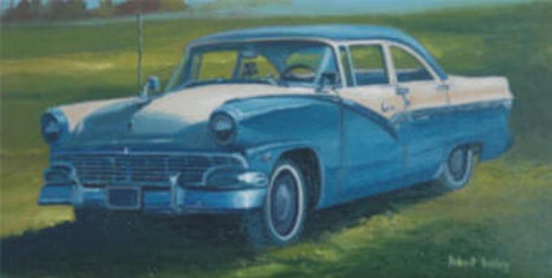 1957 Ford Fairlane Robert Bailey