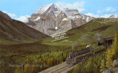 6060 And Mount Robson Max Jacquiard