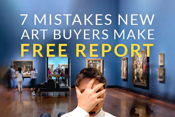 7 Mistakes New Art Buyers Make - Tile