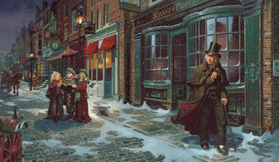 A Christmas Carol - Dean Morrissey