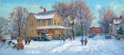 A Christmas Story Paul Landry
