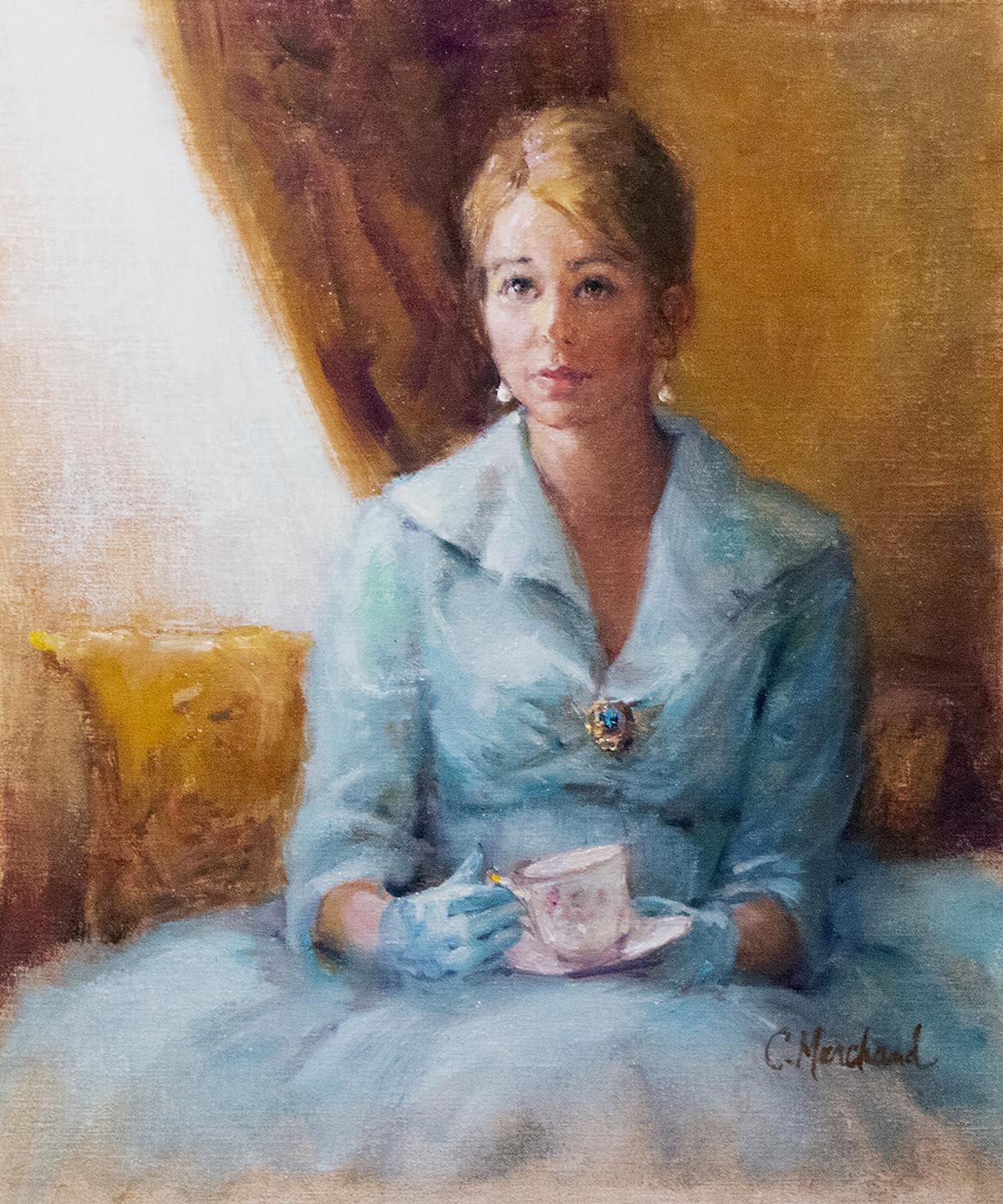 A Cup of Hope - Catherine Marchand