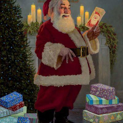 A Gift for Santa - Daniel Horne
