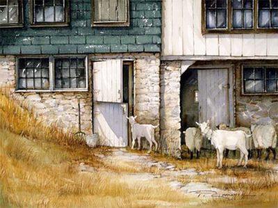 A Goat's Way - Trisha Romance