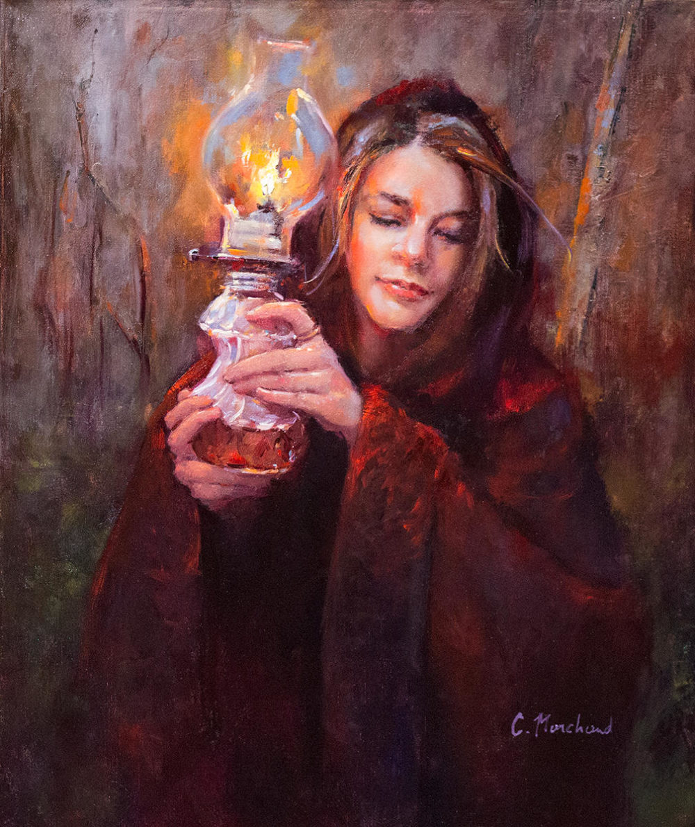 A Lamp Unto My Feet - Catherine Marchand