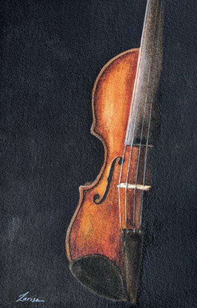 A Quiet Moment - Larisa Cheladyn