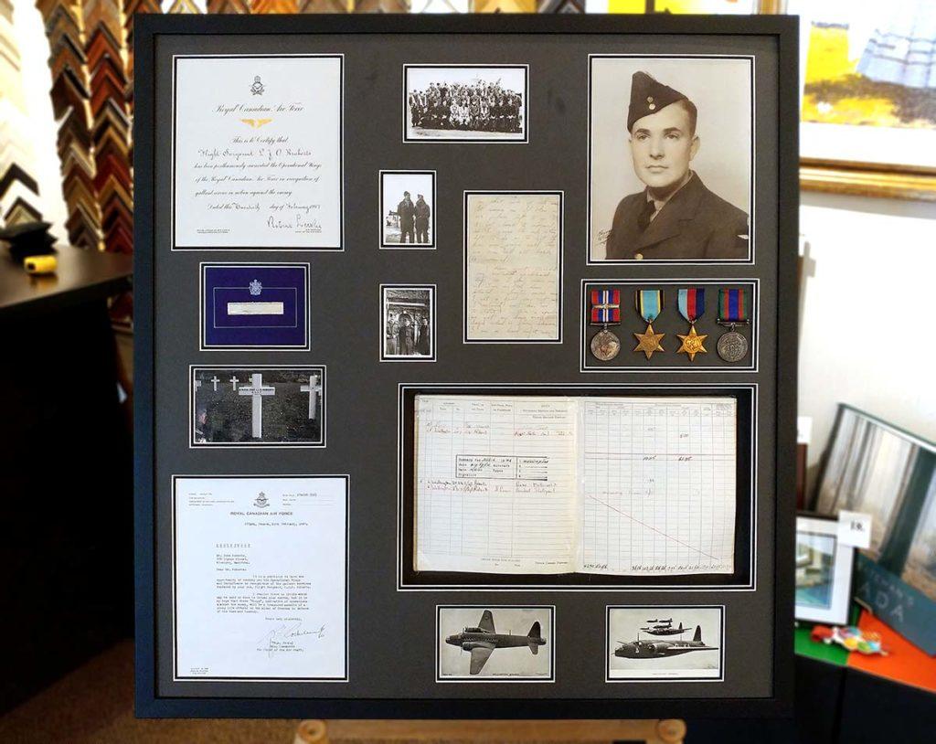 A Unique Military Collage (1)