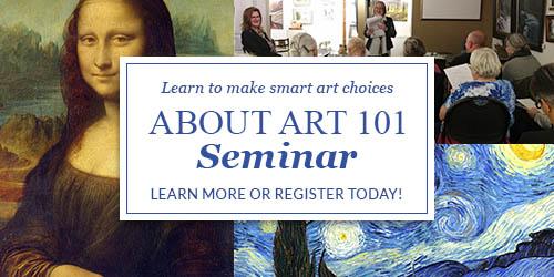 About Art 101 Seminar - Carousel Slide