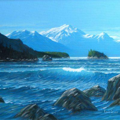 Along the Coast - Chris MacClure