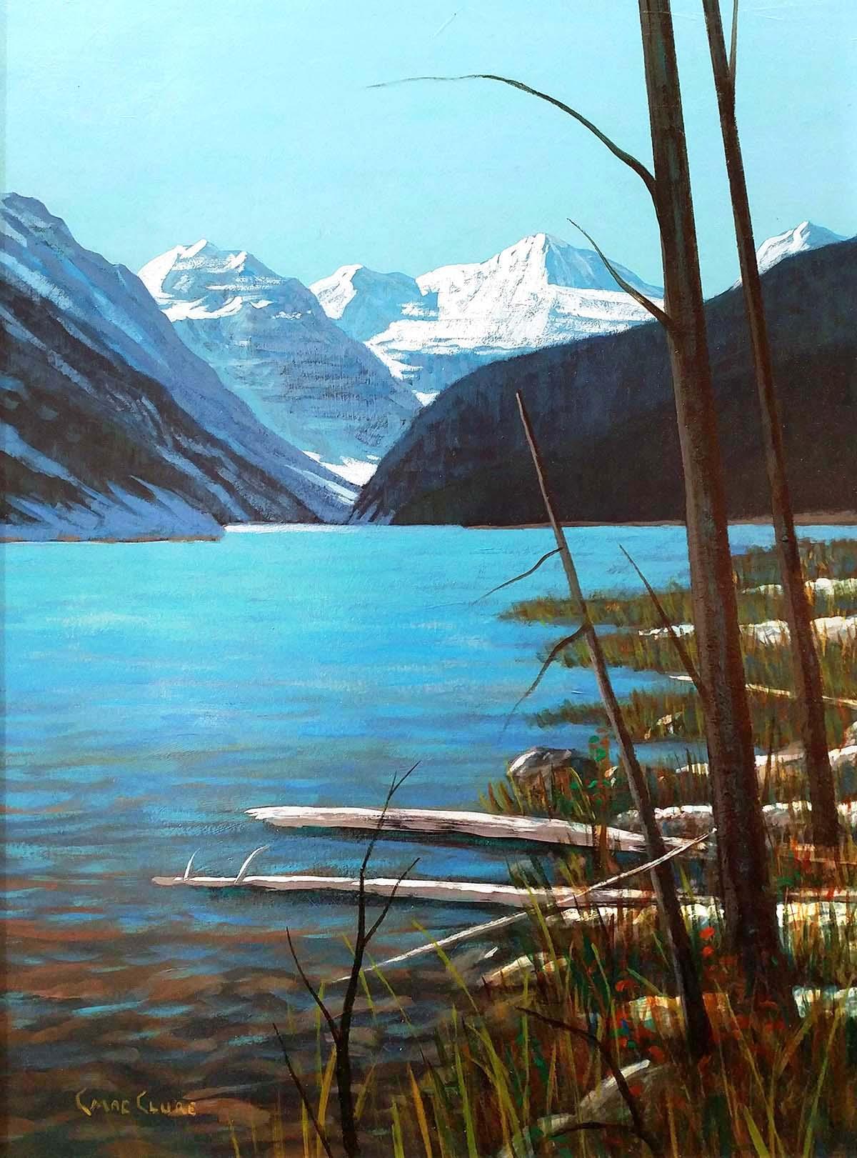 Along the Lake II - Chris MacClure