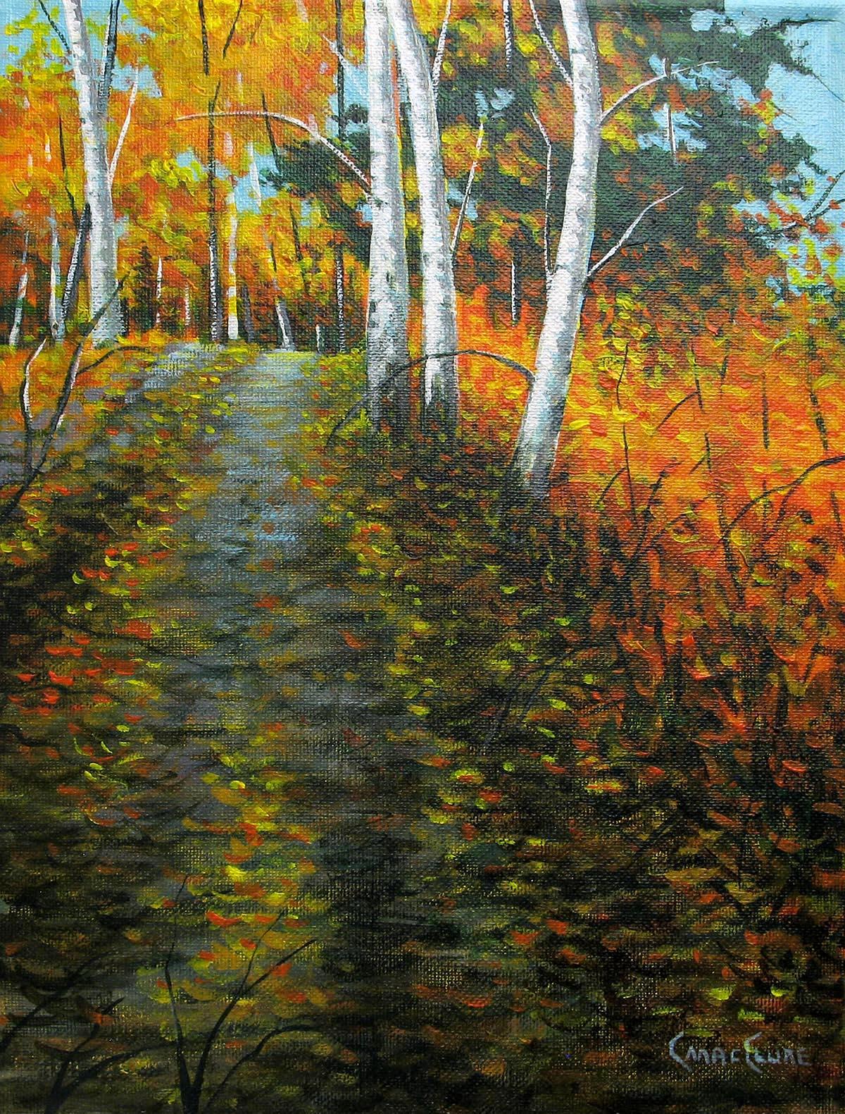 Along the Path - Chris MacClure