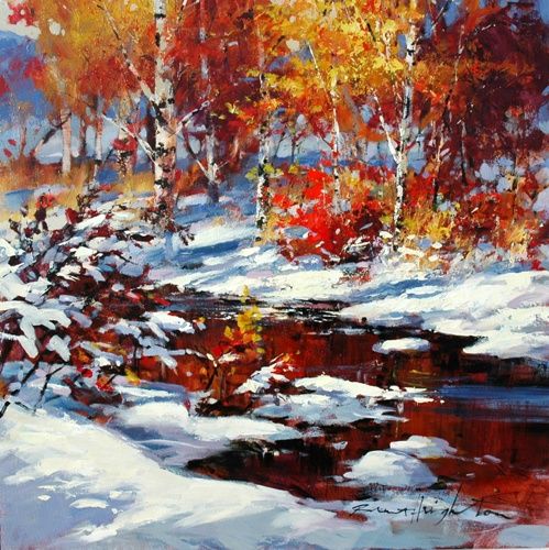 Along The River Brent Heighton