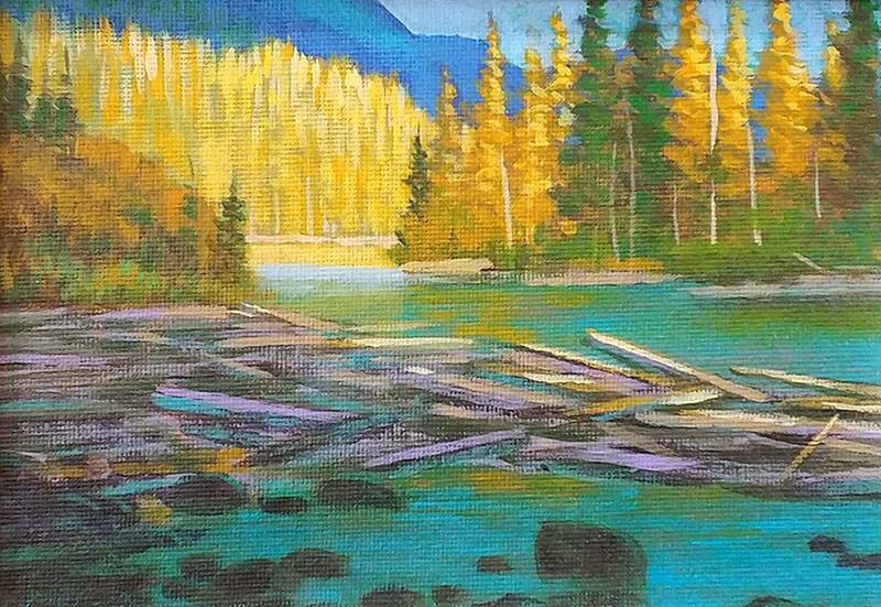 Along the River - Chris MacClure