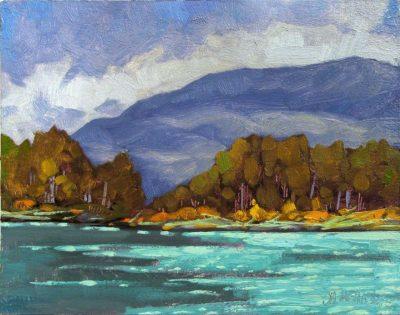 Along the River - Dominik Modlinski
