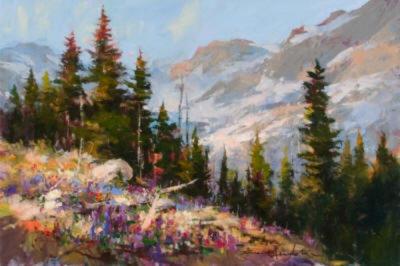 Alpine Meadow Brent Heighton