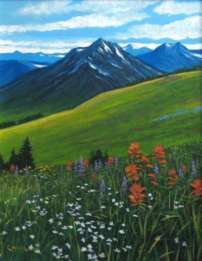 Alpine Meadow - Chris MacClure