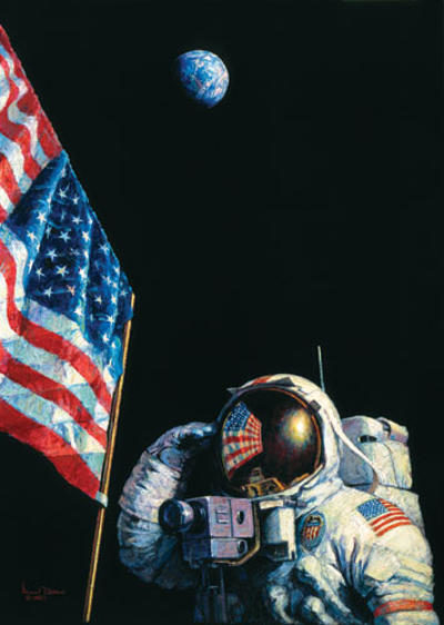 An American Success Story Alan Bean