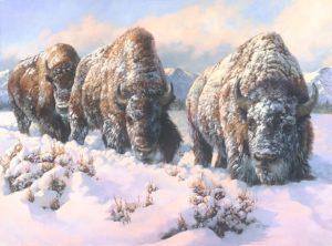 Ancient Snowplows Bonnie Marris