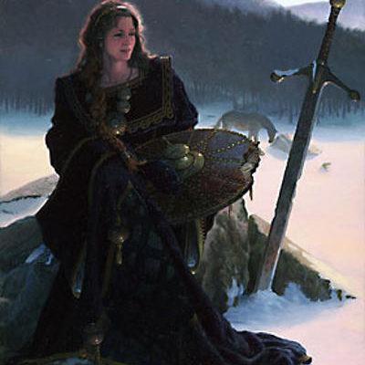 Anna of the Celts - Dean Morrissey