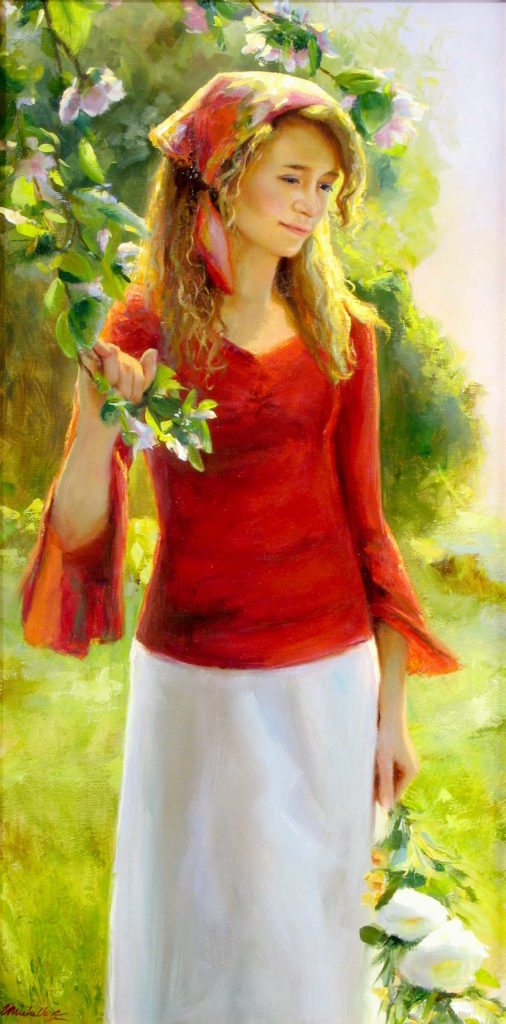 Apple Blossoms Michelle Murray
