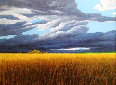 Approaching Storm - Chris MacClure