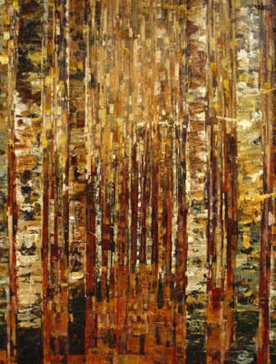Arboreal I Fiona Hoop