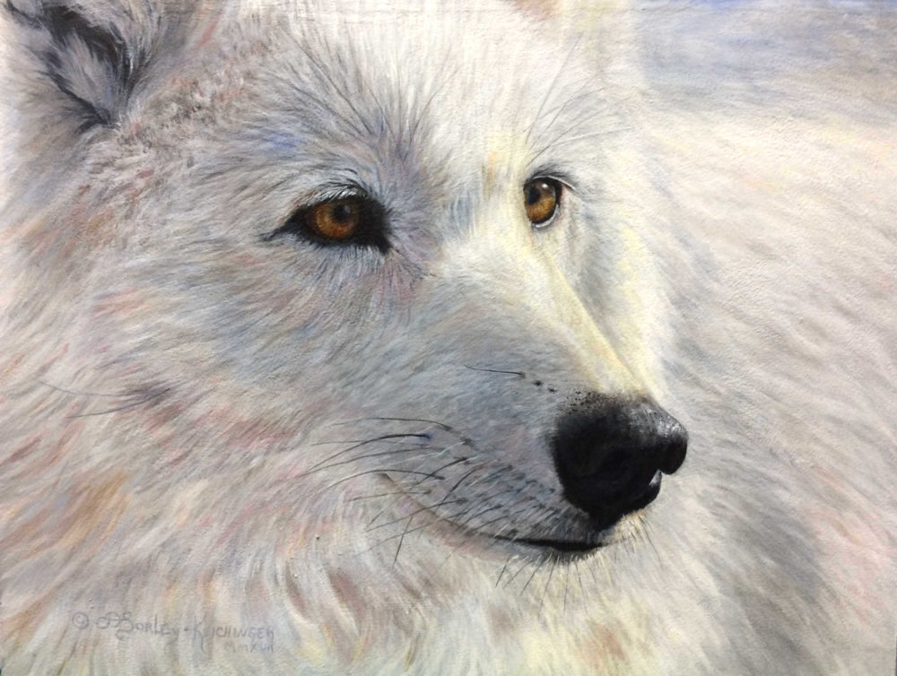 Arctic Gold Cindy Sorley Keichinger