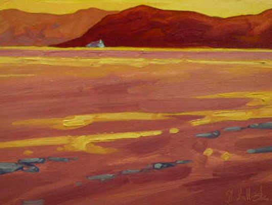 Arctic Sunset Dominik Modlinski