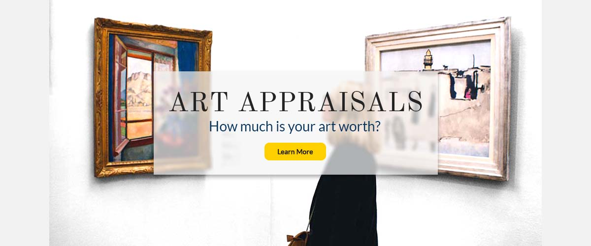 Art Appraisals - Slide