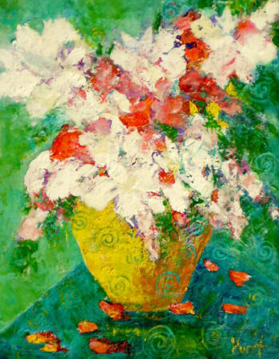 Art Noveaux Marilyn Hurst