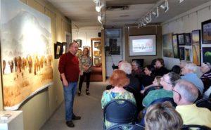 Artist Guy Combes Receiving Prestigious Award - Be Inspired Blog (2)