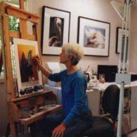 Artist Barbara Banthien
