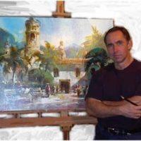 Artist Brent Heighton