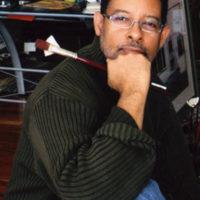 Artist Dean Mitchell