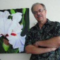 Artist Dennis Magnusson