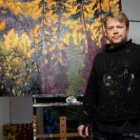 Artist Dominik Modlinski
