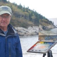 Artist Don Demers