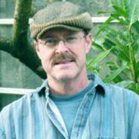 Artist Gary Ferguson