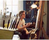 Artist Michael Flohr