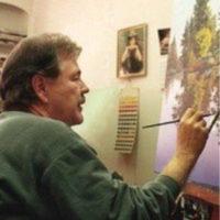 Artist Michael Swanson