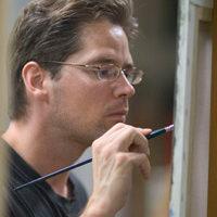 Artist Mike Sass