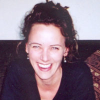 Artist Pam Vilcsak