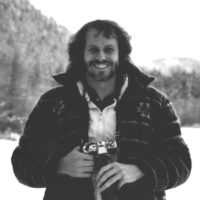 Artist Rod Frederick