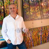 Artist Tim Packer