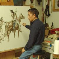 Artist Z. S. Liang