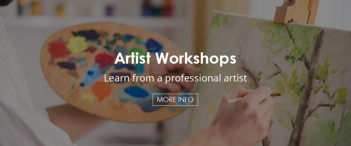 Artist Workshops - Slide