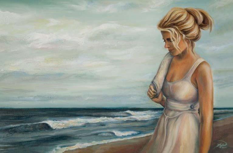 Artist's Walk - Tanya Jean Peterson