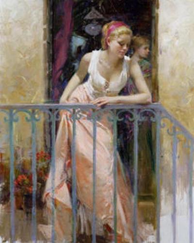 At The Balcony Pino