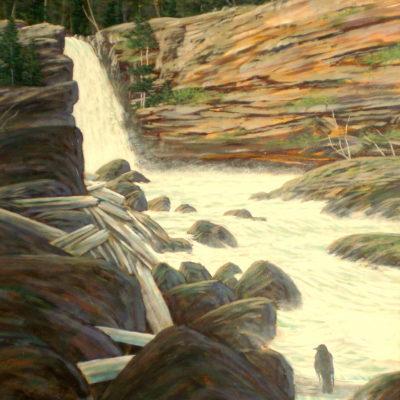 At the Falls - Chris MacClure